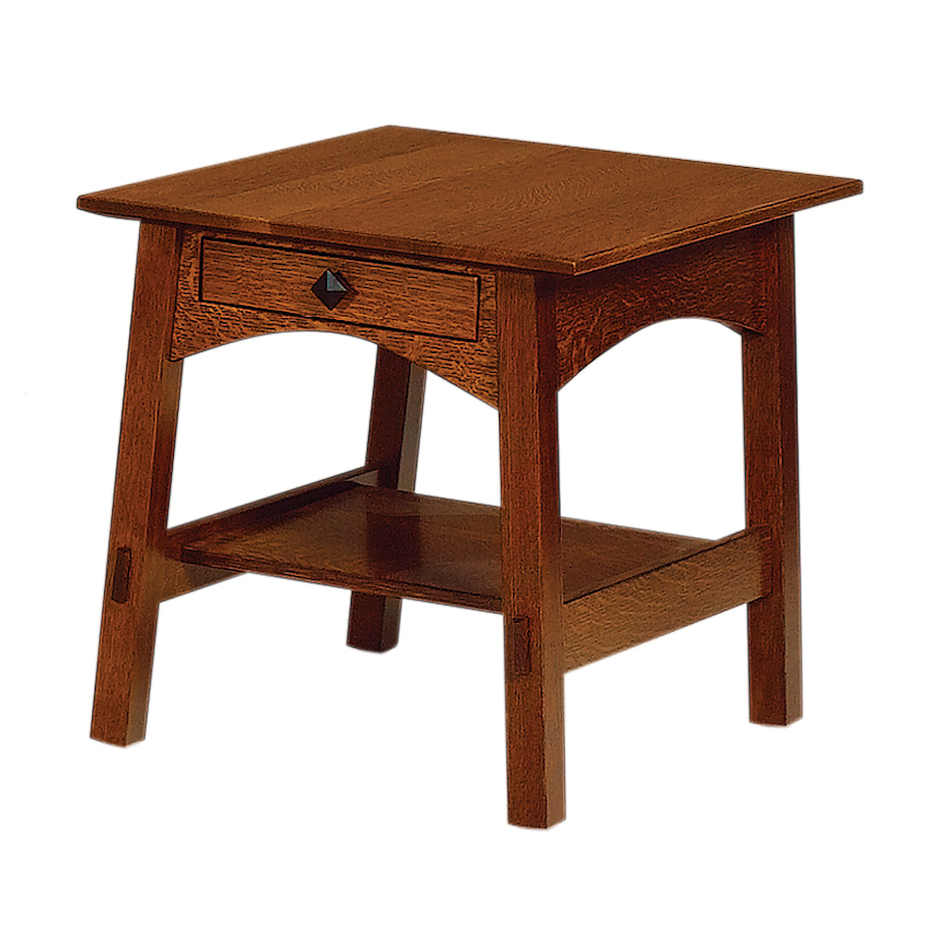McCoy Open Coffee and End Tables MCO2326E End Tables