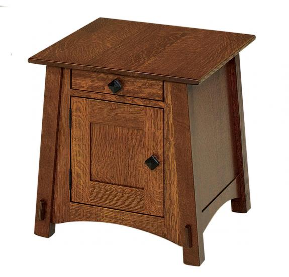 McCoy Closed Occasional Tables MCC2022E End Tables