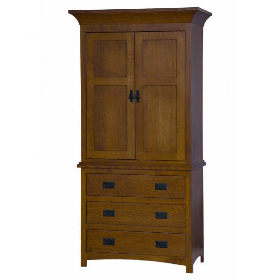 Michael's Mission Bedroom Set MB2940 Armoire