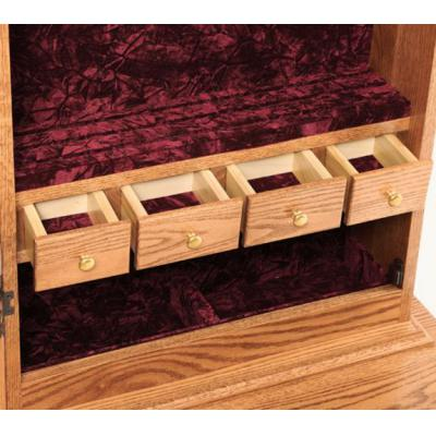 Mirrored-Jewelry-Armoire-Small-Drawers