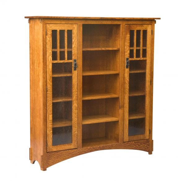 HDMB14 Mission Display Bookcase
