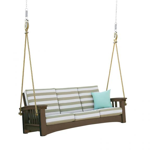 Mission Sofa Rope Swing