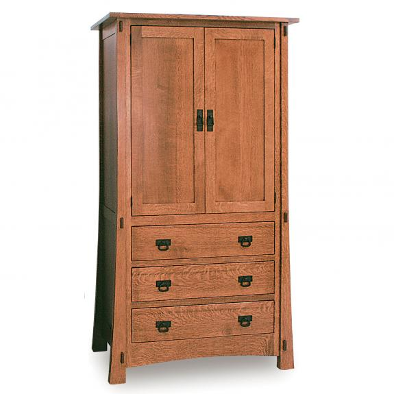Modesto Bedroom Furniture Set MD-41AR Armoire