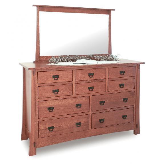 Modesto Bedroom Furniture Set MD-6510D Dresser