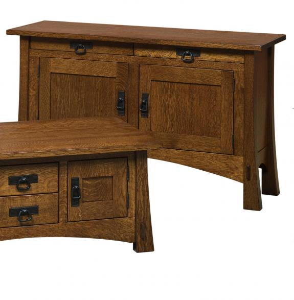 Modesto Coffee and End Tables MD1648S Sofa Cabinet