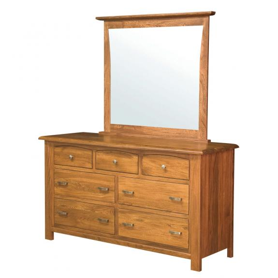 Mondovi Bedroom Collection BMD-04 Dresser with Mirror
