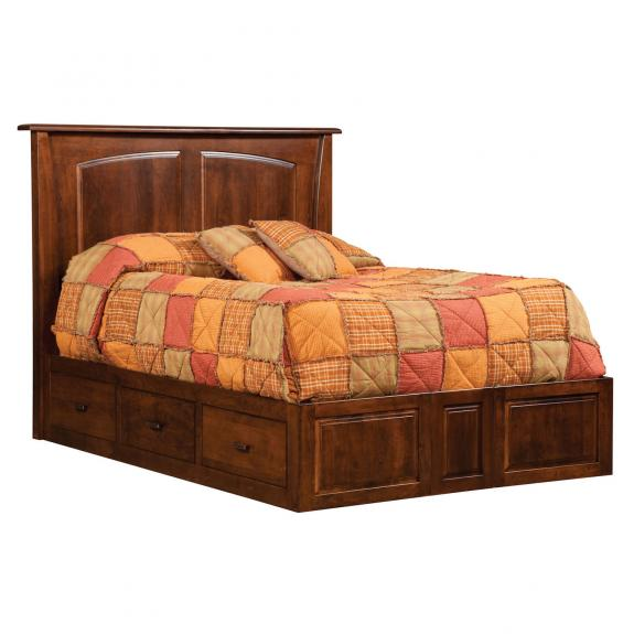Mondovi Bedroom Collection SMD-71 Queen Size Storage Bed
