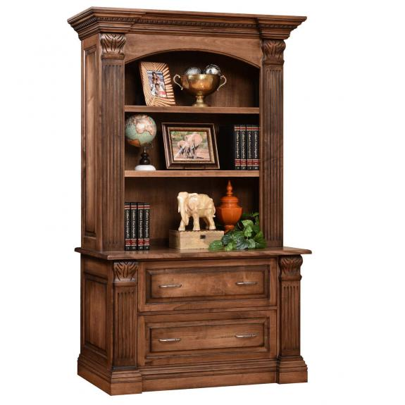MON-1604 Montereau Lateral File and Bookshelf