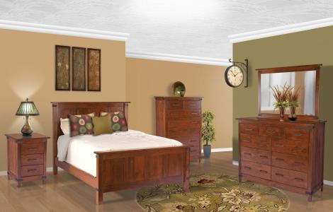 Montrose Bedroom Furniture Set