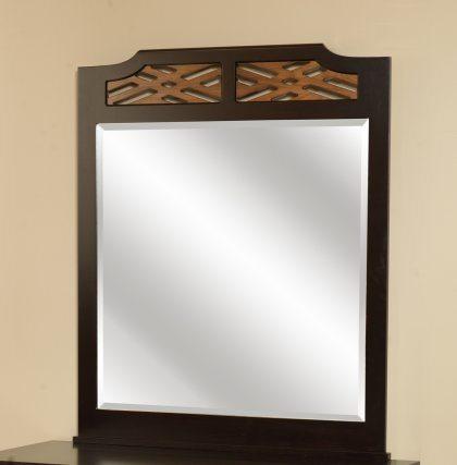 Marbella Bedroom Set Center Mirror
