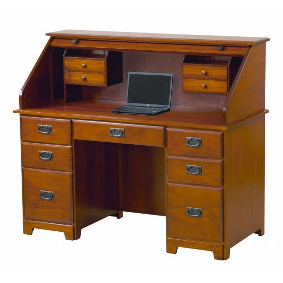 MPC2454 Murphy Computer Rolltop Desk