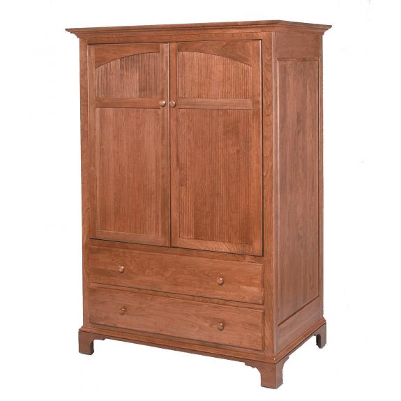 New Bedford Bedroom Set Entertainment Center