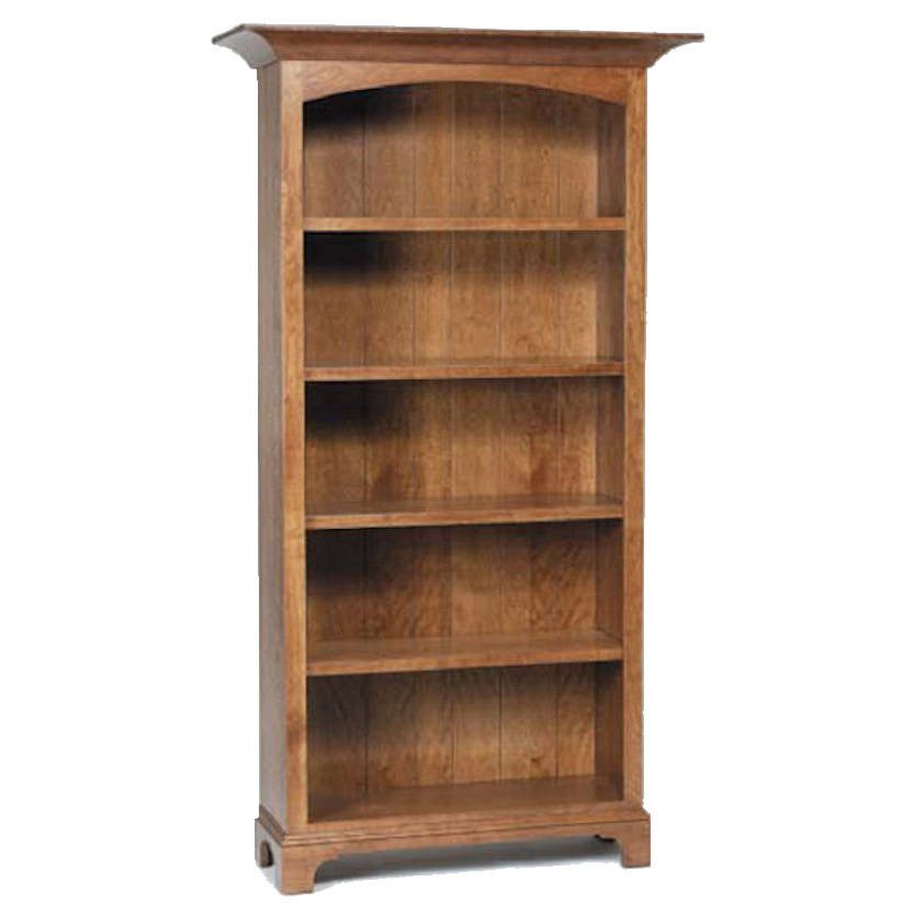 New Bedford Shaker Bookcase