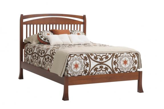 Oasis Bedroom Furniture Collection Slat Bed