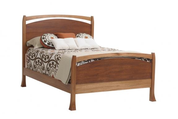 Oasis Bedroom Furniture Collection Panel Bed
