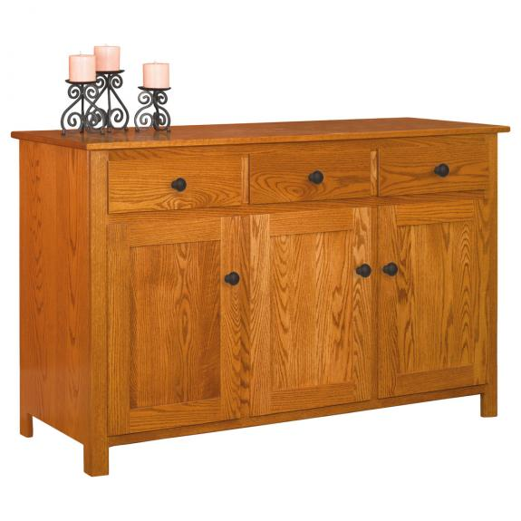 Old South Country Dining Collection G02-33 Buffet