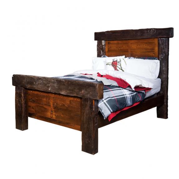 692 Old Timber Frame Bed