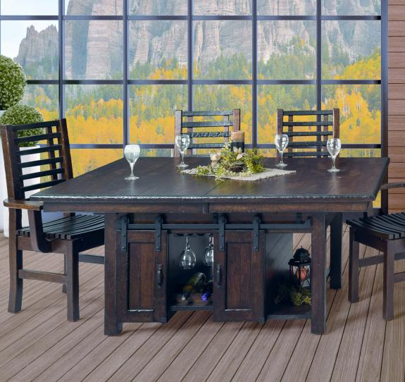 800 Old Town Large Dining Table