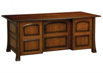 Olde-Century-Executive-Desk-Back
