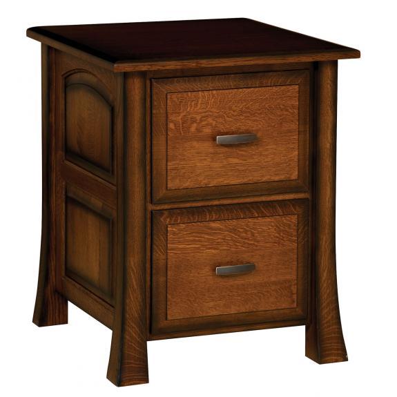 LA-142 Olde Century File Cabinet