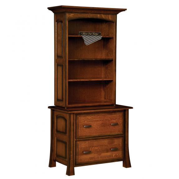 LA-144 Olde Century Lateral File Cabinet