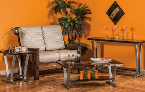 Pagosa Live Edge Occasional Tables