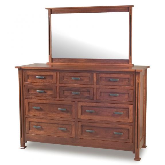 Parker Mission Bedroom Set PK-6410D Dresser