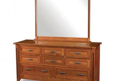 Parker-Mission-8-Drawer-Dresser
