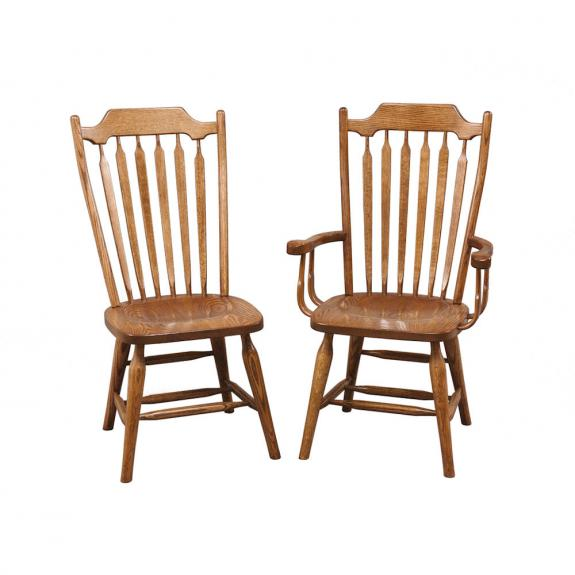 Plum Creek Dining Collection G27-11/G27-10 Dining Chairs