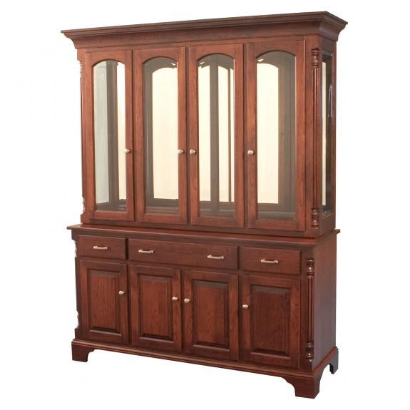 Princeton Cherry Hutch Cabinet
