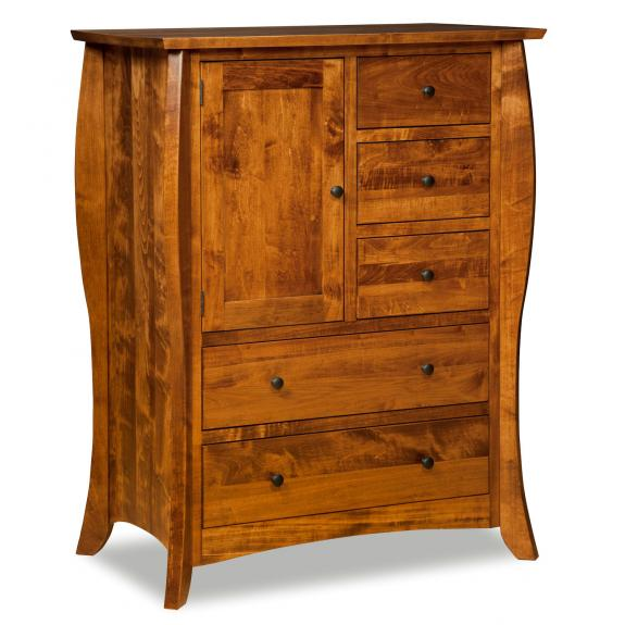Quincy Bedroom Collection Qu-431D Chest