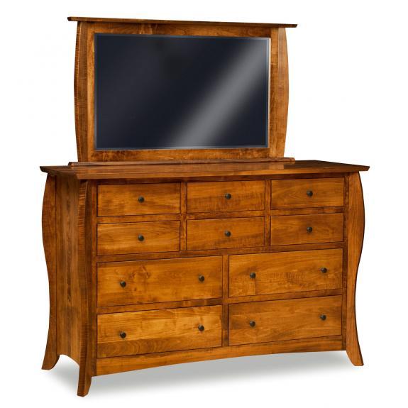 Quincy Bedroom Collection QU-6810D Dresser