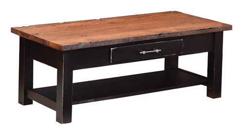 Rbw 2248 Ds Reclaimed Barn Wood Coffee Table