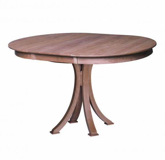 Rippleback Dining Set Rippleback Pedestal Extension Table