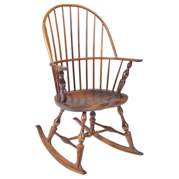 121425 Windor Rocking Chair