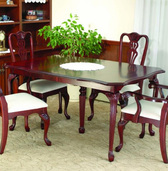 Queen Anne Regal Dining Set 80 Regal Table