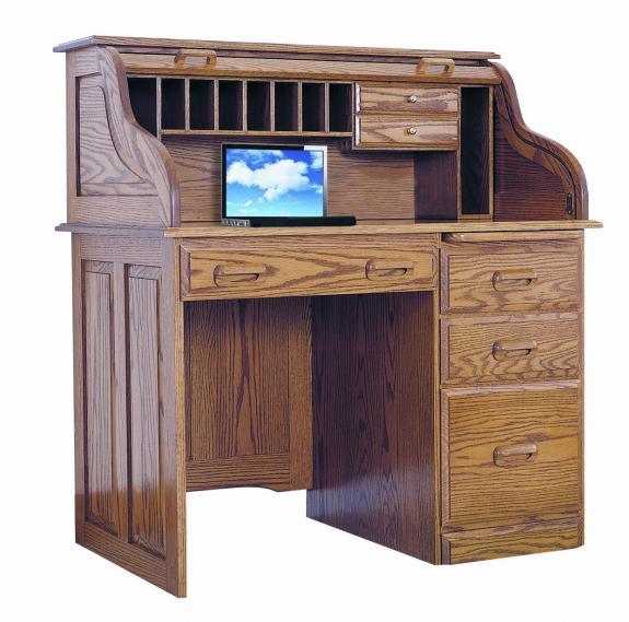 RR2642 Regency Student RollTop Desk