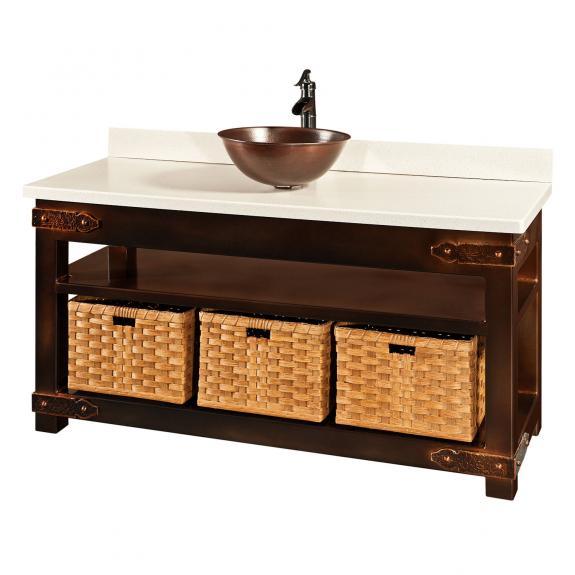 Bathroom Vanities Regina: Clear Creek Amish Furniture