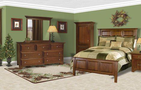 Richfield Bedroom Furniture Set