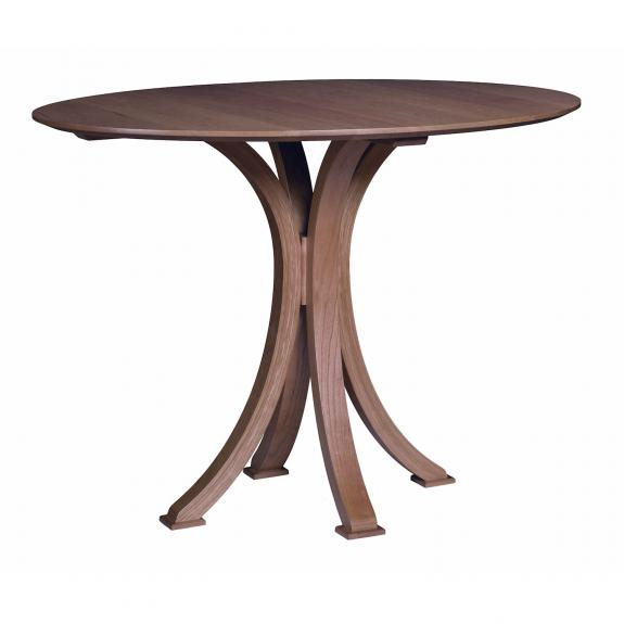 Rippleback Dining Set Rippleback Round Pedestal Bar Table