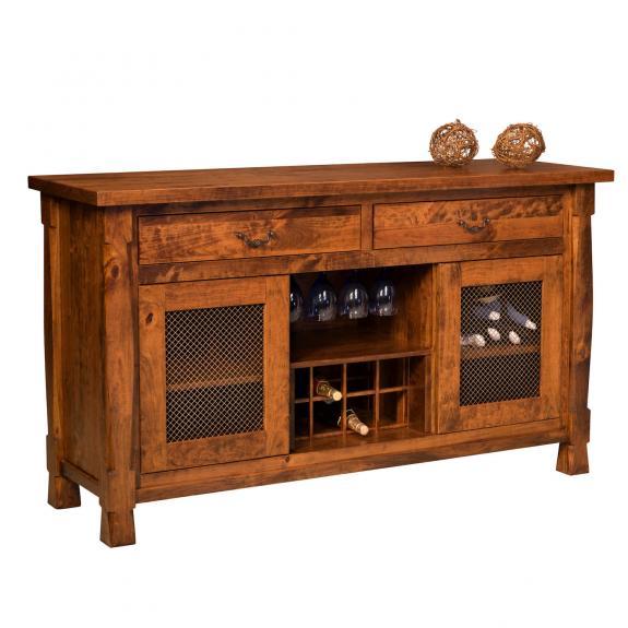Rock Island Wine Cabinet / Server