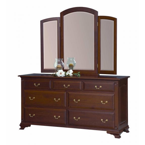 "Rosetta Bedroom Furniture Set MB3421 66"" Dresser"