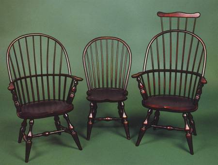 Windsor Reproduction Dining Chair