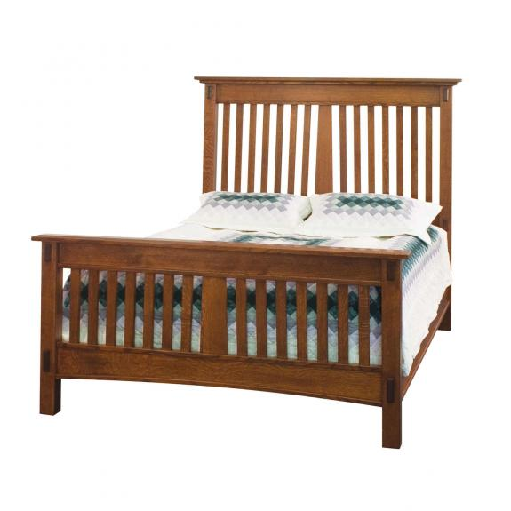 McCoy Bedroom Set SMC-32 Slatted Bed