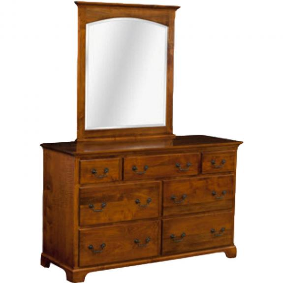 "Sonora Bedroom Collection SO-163 58"" Dresser"