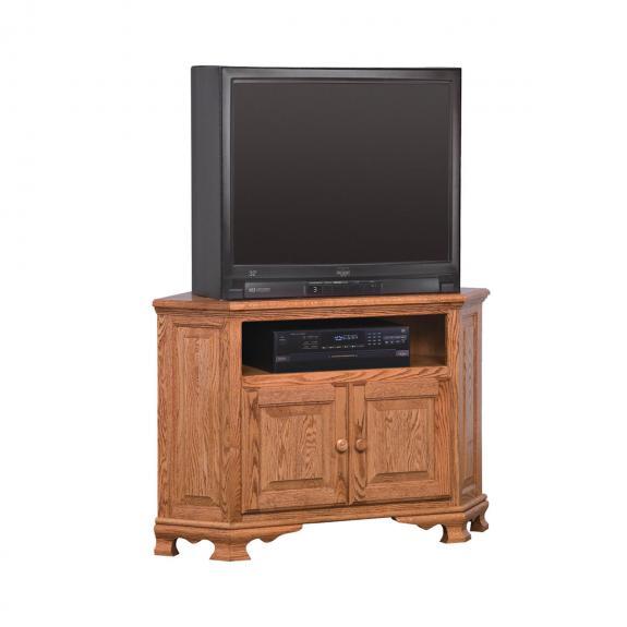 SWE-029C-H Heritage/Mission Corner TV Stand