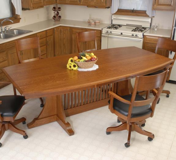 Santa Fe Conference Room Table