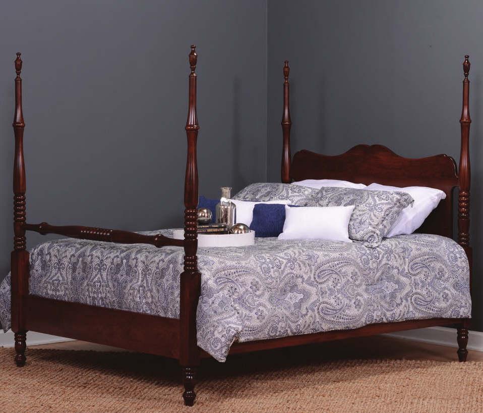 Santa Rosa Poster Bed