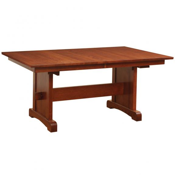 Sara Ann Dining Collection Sara Ann Trestle Table