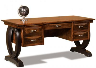 Saratoga-Small-Desk-Front